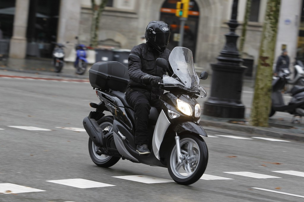 Yamaha Xenter 125 Road Tests 2commute