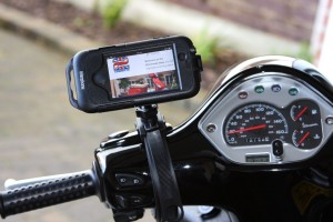 interphone iphone 4 holder » product reviews » 2commute