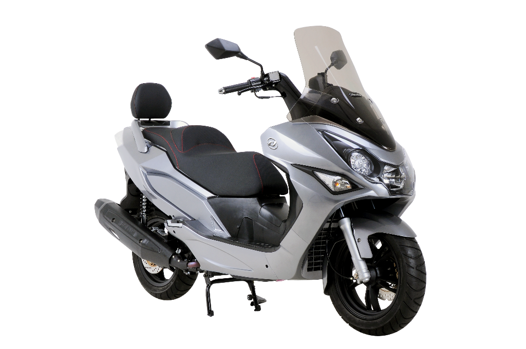 The Daelim S3 Advance » Road Tests » 2Commute
