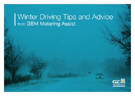 GEM Essential guide to winter motoring » News » 2Commute