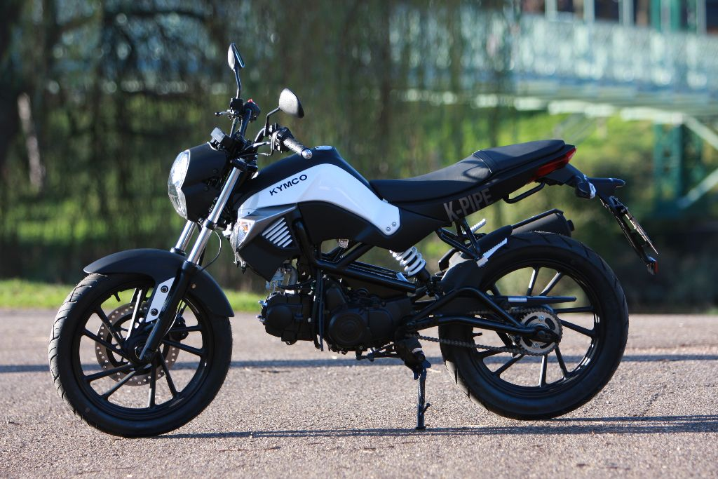 kymco k-pipe 125 » road tests » 2commute