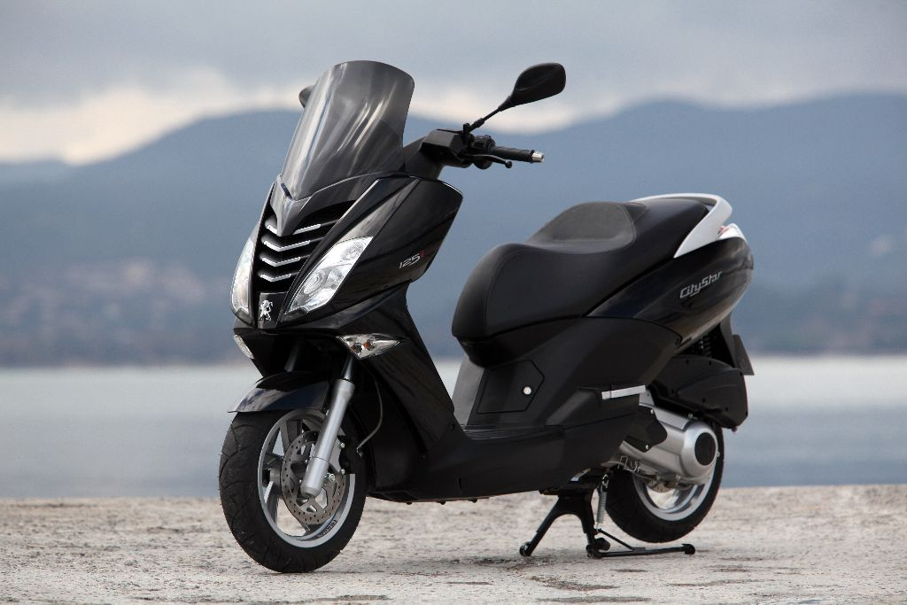 peugeot citystar 125 » road tests » 2commute