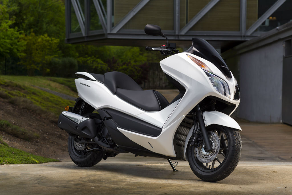 honda forza nss300 road tests 2commute. Black Bedroom Furniture Sets. Home Design Ideas