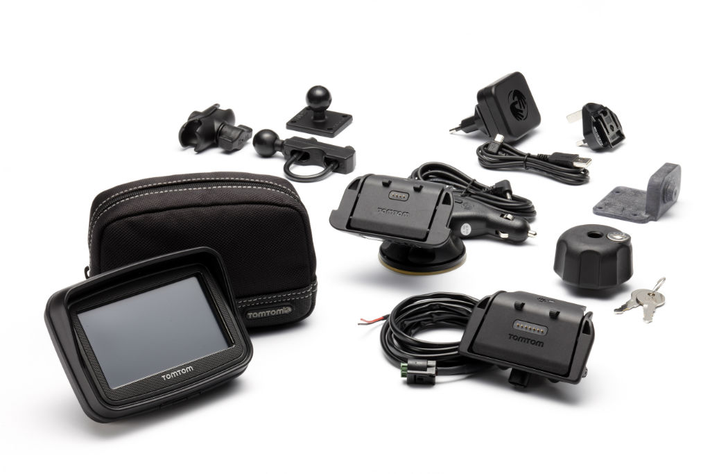 new tomtom rider accessories news 2commute. Black Bedroom Furniture Sets. Home Design Ideas