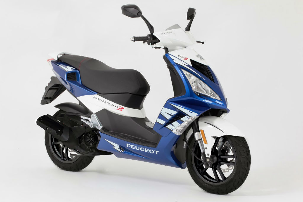 new 125cc peugeot speedfight news 2commute. Black Bedroom Furniture Sets. Home Design Ideas