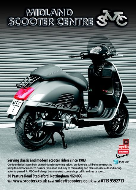 The new Vespa GTS 300 Super » Road Tests » 2Commute