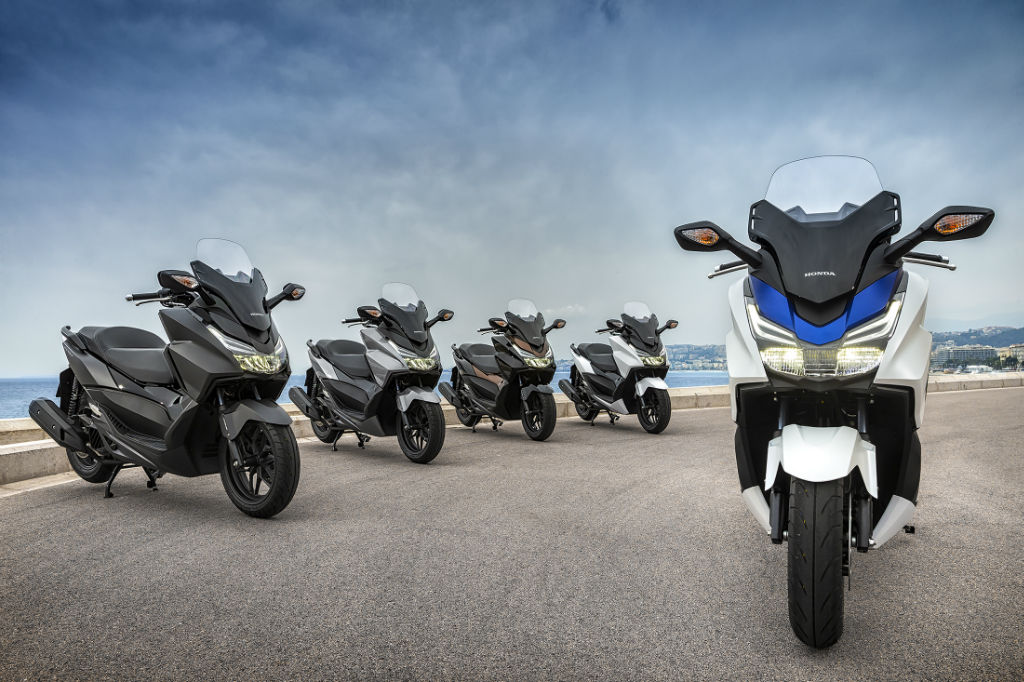 Honda Forza 125 – first UK road test » Road Tests » 2Commute