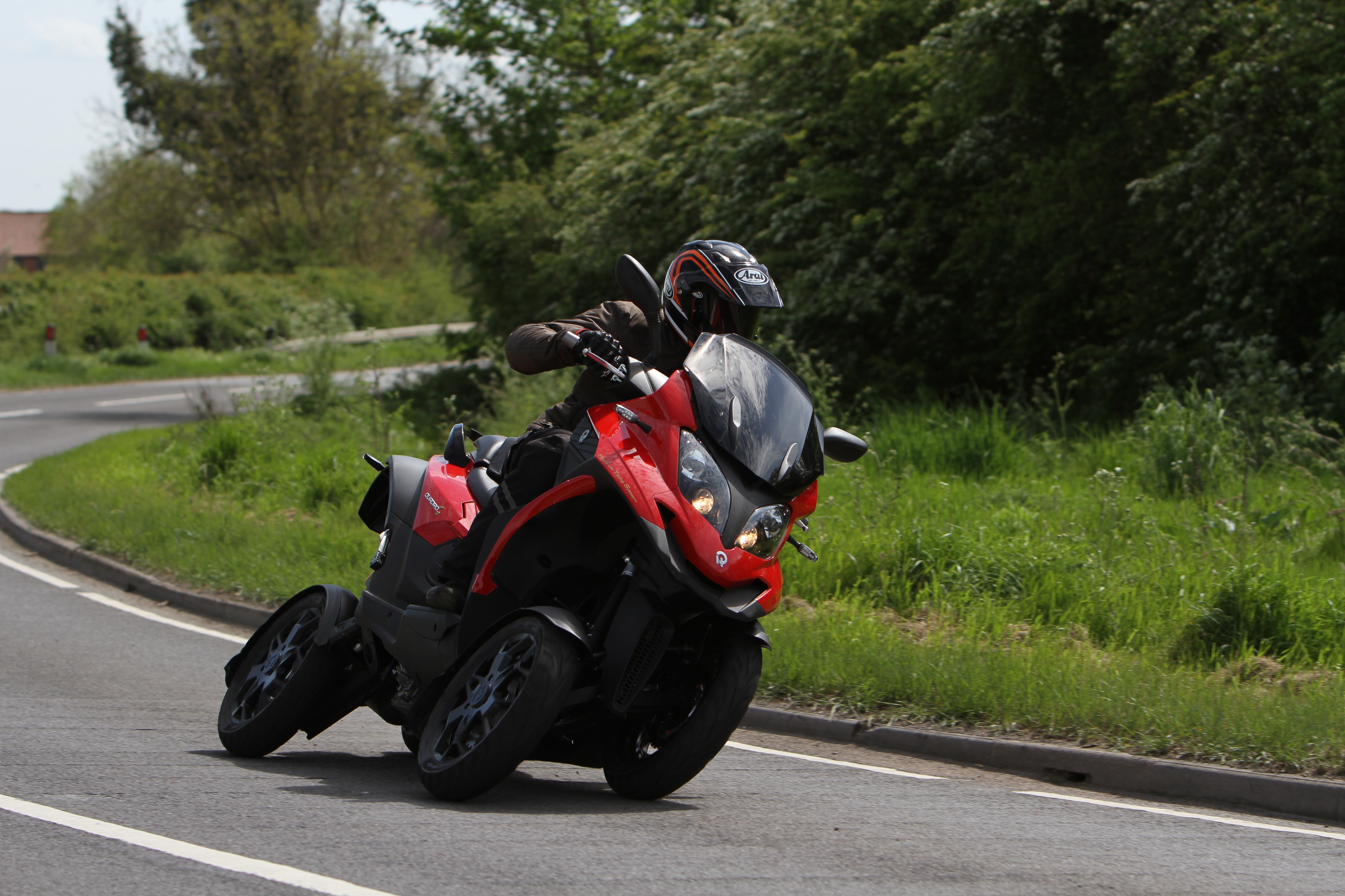 Quadro4: Exclusive UK first ride » Road Tests » 2Commute