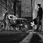 125 Classic Black and White